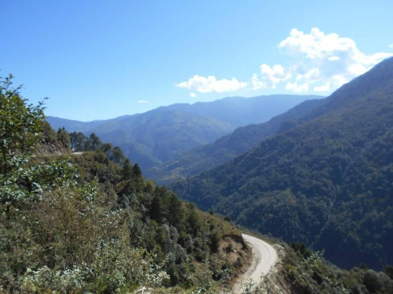 Assam Meghalaya & Arunachal Pradesh Shillong- Bhlkipong - Drang - Twanig- Bomdila - Kaziranaga Tour