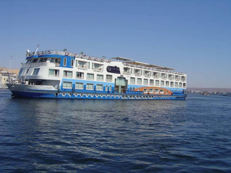 Egyptian Seas Tour