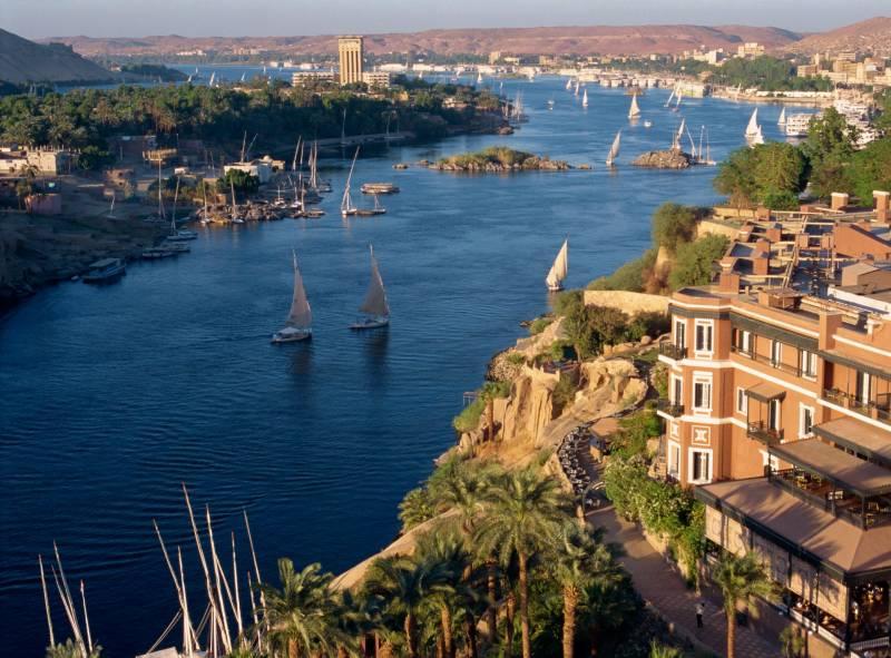 Egypt & Nile Mediterranean Culture Tour