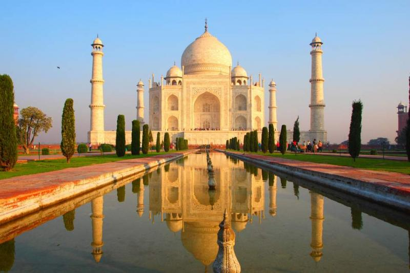 Golden Temple With Rajasthan & Taj Mahal Tour Package