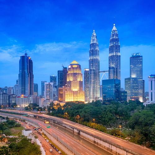 Singapore - Malaysia- Cruise Tour