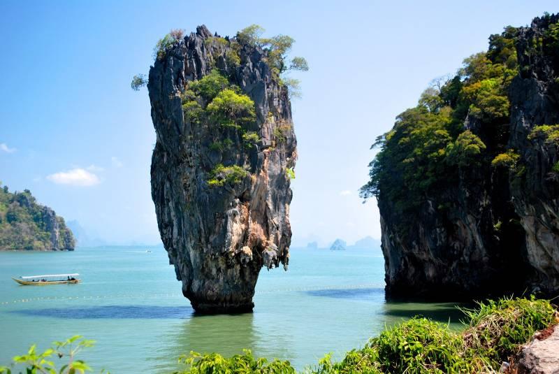 Thailand Phuket - Karabi Tour