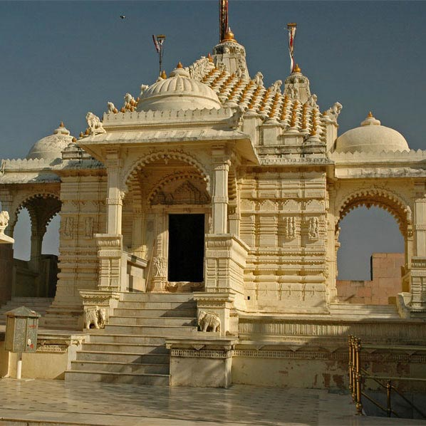 Day Tour To Palitana Jain Temples Package