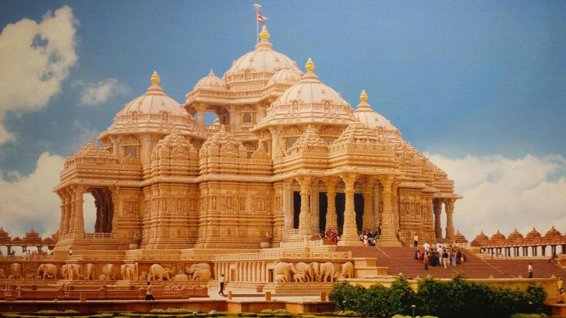 Akshardham Tour Package