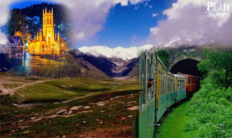5 Nights 6 Days Shimla Manali Tour Package