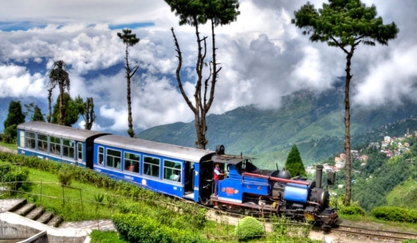 Queen Of The Hills (darjeeling 3n)