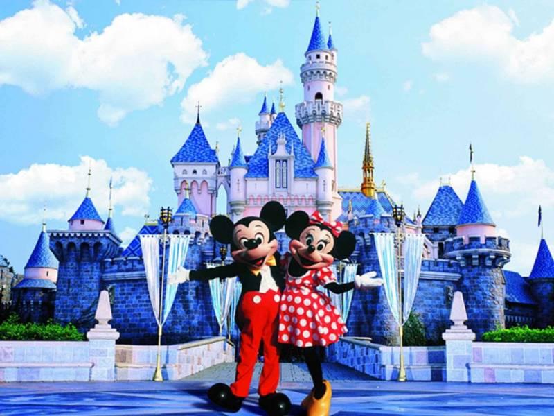 Hong Kong Disneyland With Singapore Tour