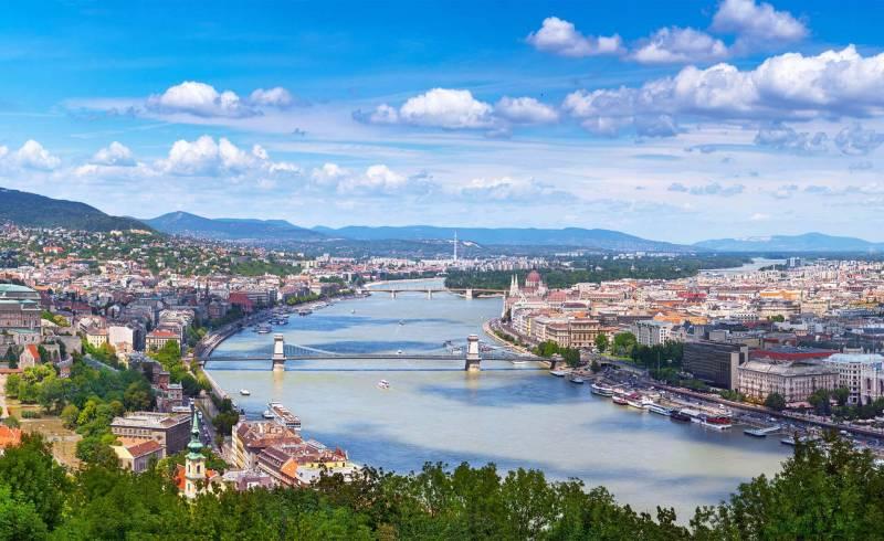 Berlin, Prague, Vienna & Budapest Tour