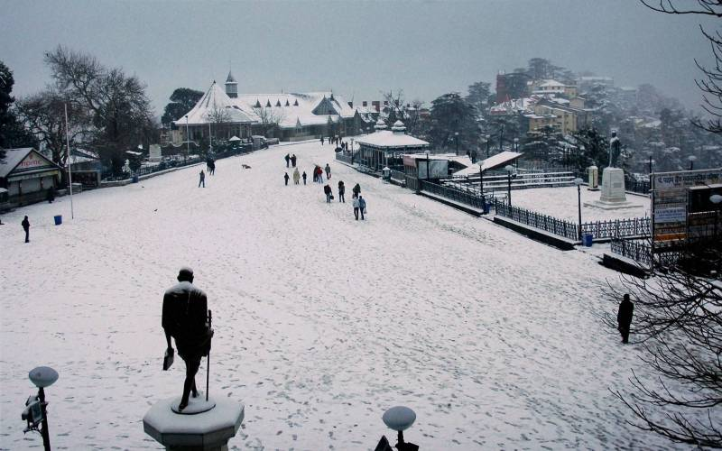 6 Days Magnificent Shimla Manali Tour Package