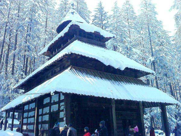 Shimla-Manali Honeymoon Tour