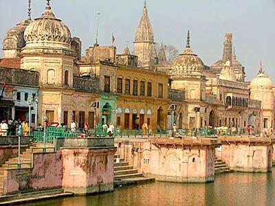 Varanasi - Ayodhya - Gaya - Allahabad Tour Package