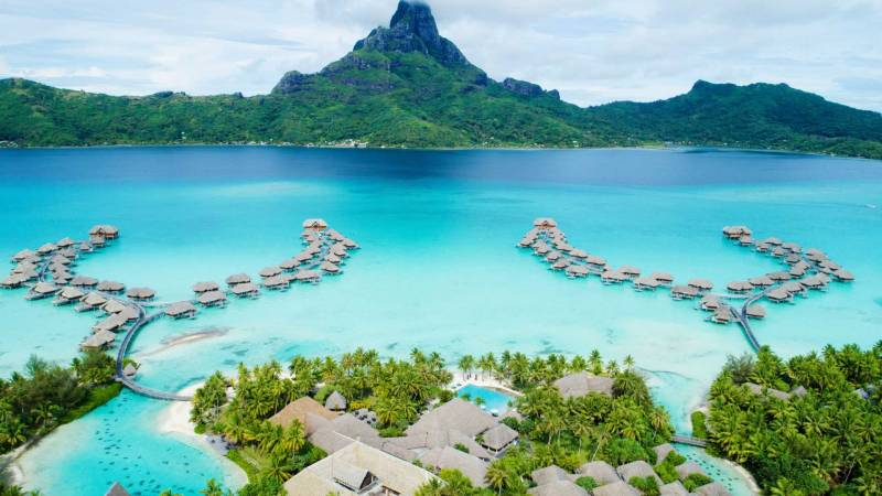BORA BORA Tour Package