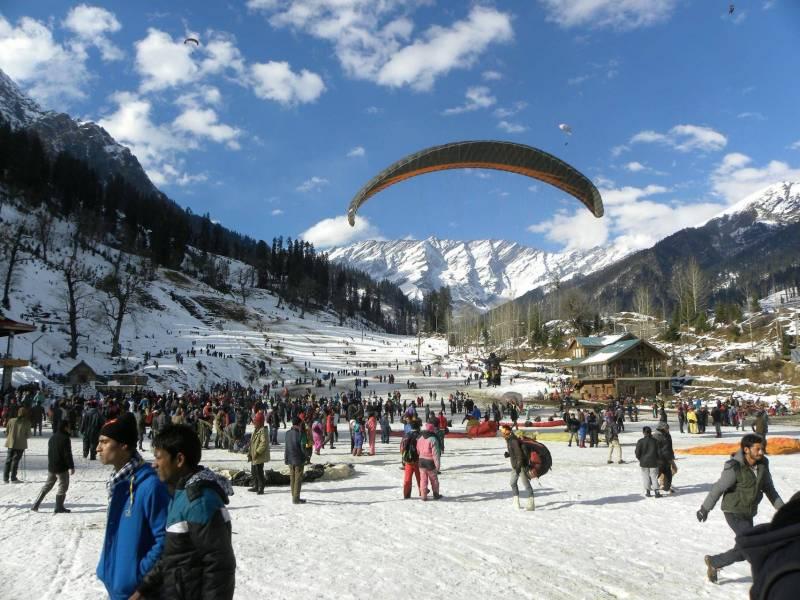 7 Nights 8 Daysmanali Shimla Tour