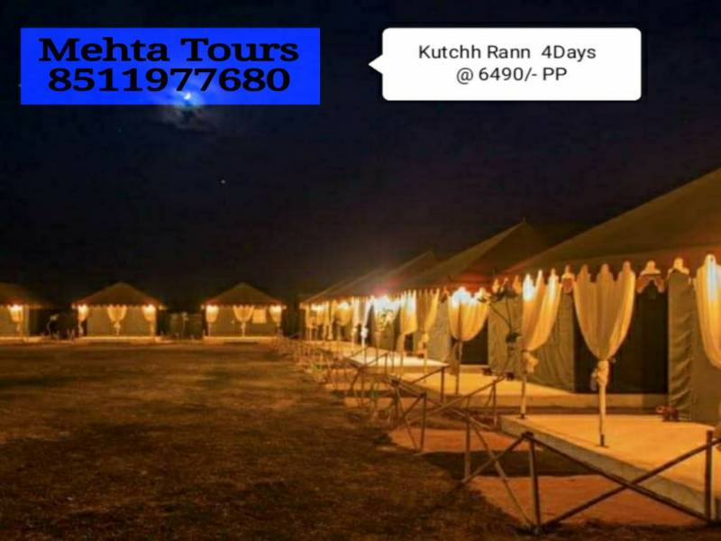 3 Days Kutchh Tour Package