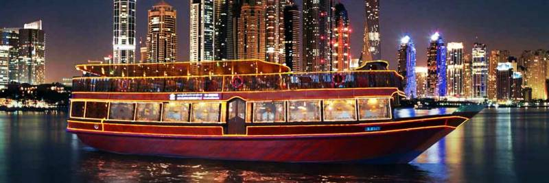 3 Nights 4 Days Dubai Luxury Package