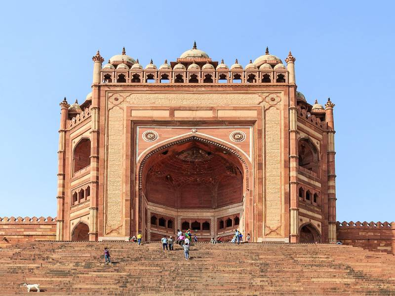 Same Day Agra Fatehpur Sikri Tour
