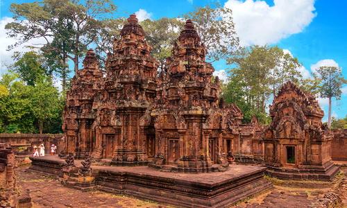 Phnom Penh – Siem Reap 3 Days