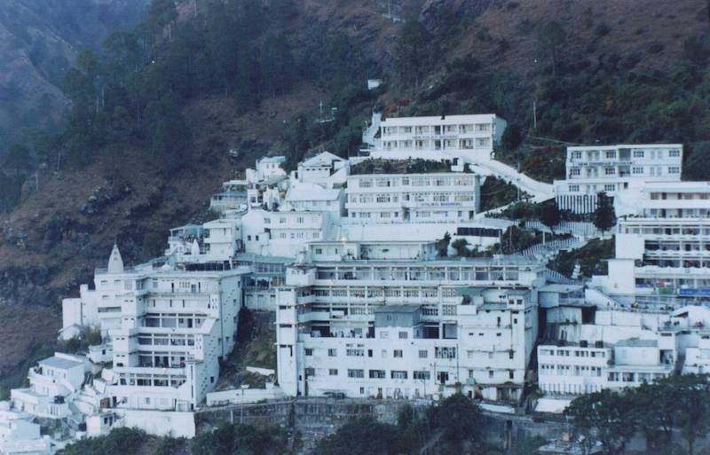 Vaishnodevi Yatra-srinagar 7 Nights And 8 Days Tour