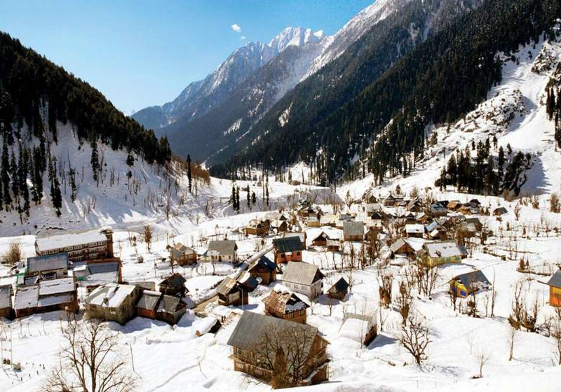 Best Of Kashmir 6 Nights And 7 Days Tour