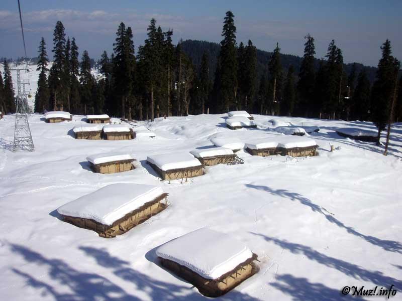 04 Nights & 05 Days Package For Kashmir Srinagar – Pahalgam – Gulmarg – Srinagar  Tour