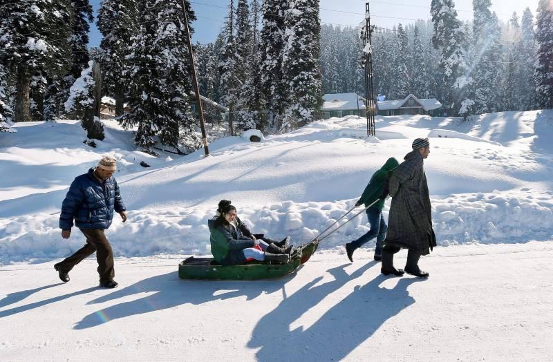 07 Nights & 08 Days Package For Kashmir Srinagar – Pahalgam – Gulmarg – Srinagar – Sonamarg
