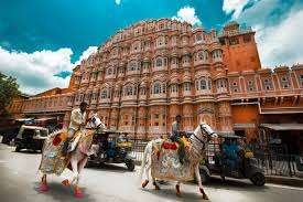 Golden Triangle Tour With Rajasthan Tour