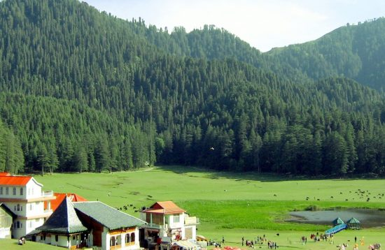 Splendid Himachal With Dharamshala Tour Package