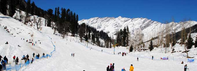 Holidays In Himachal Tour Package