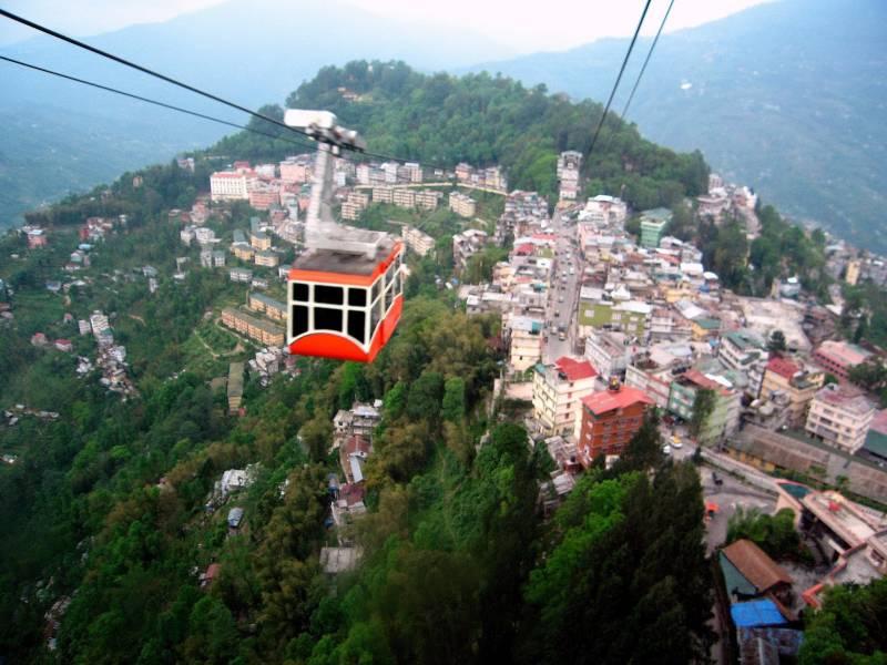 Gangtok, Kalimpong & Darjeeling Tour- 6 Days