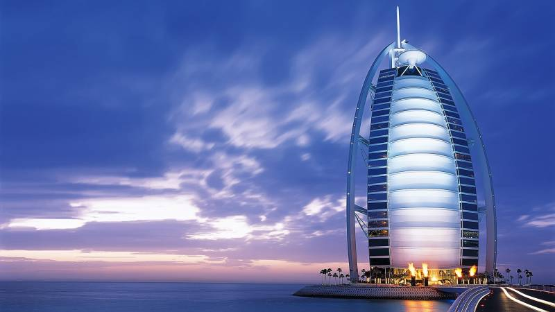 DUBAI GROUP TOUR PACKAGE 4 Nights 5 Days