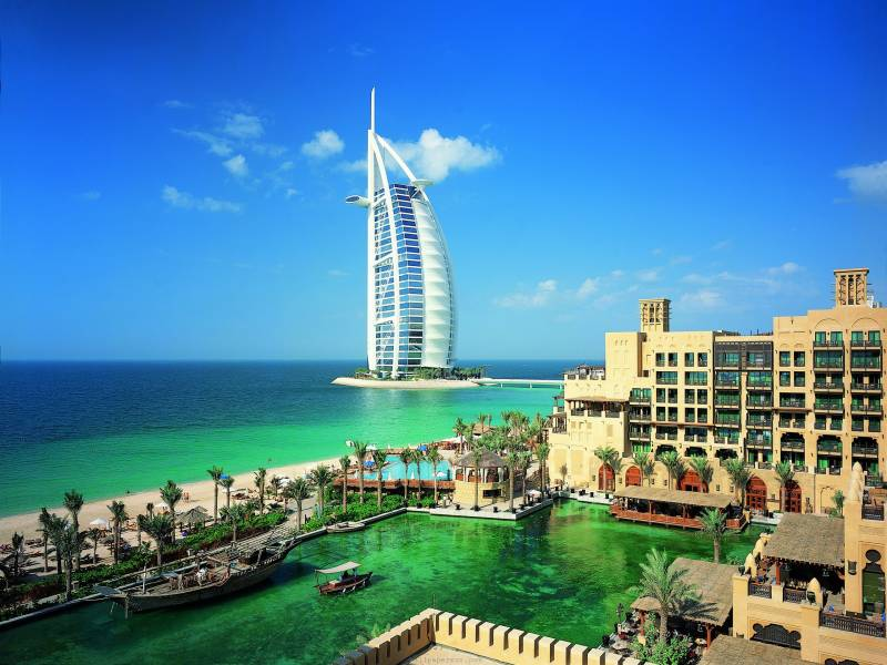 4 DAYS DUBAI GROUP PACKAGE