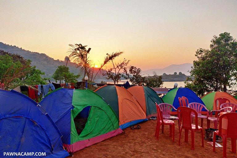 1 Night Camping