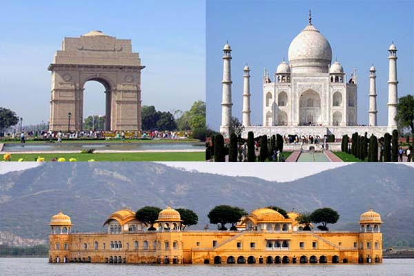 Golden Triangle - Tour Packages
