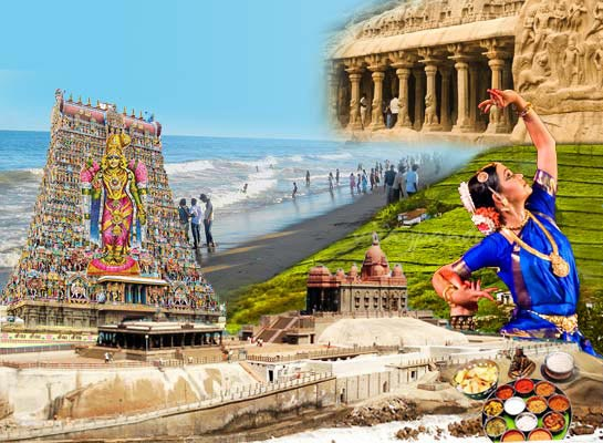 Land Of Temple Tamil Nadu Tour