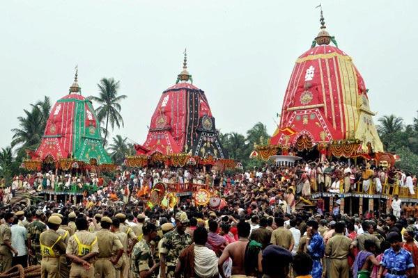 Jagannath Puri Chardham Package