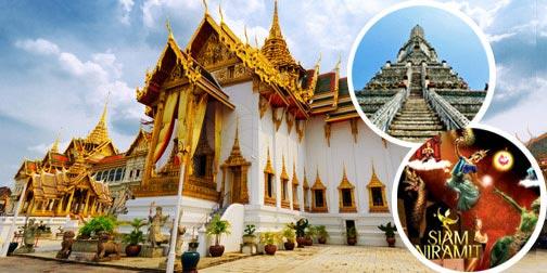 Magic Bangkok Tour