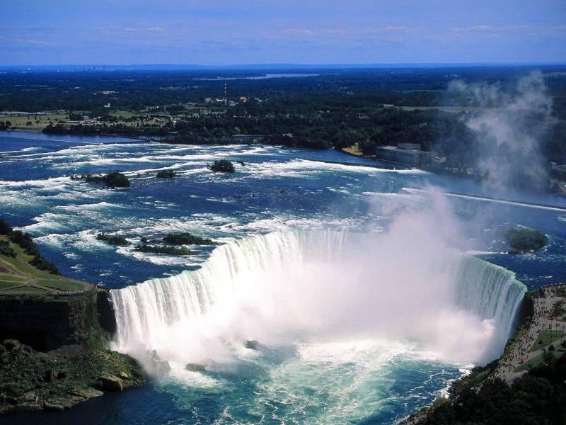Newyork, Niagara And Washington Tour