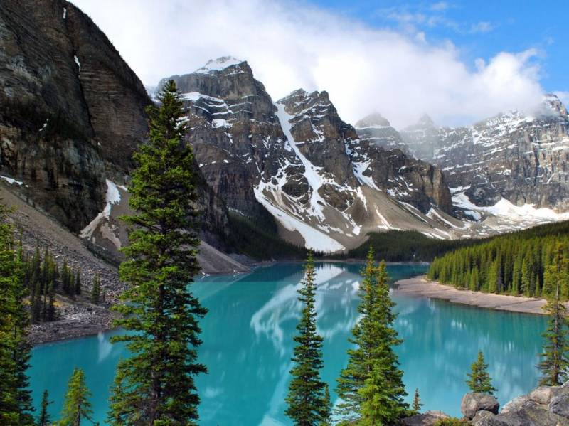 Western Canada And Rocky Mountaineer Tour