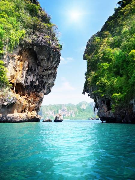Phuket And Krabi Tour