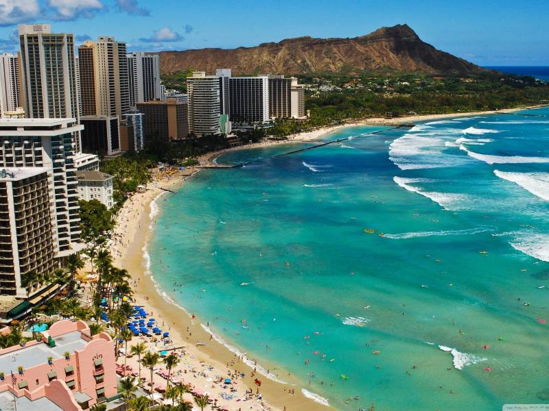 Splendours Of The Hawaiian Islands Tour