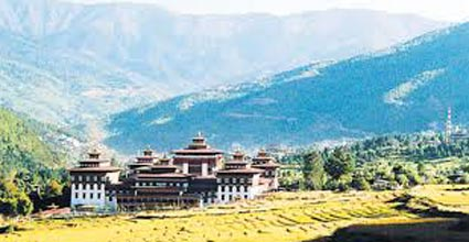 Bhutan (Thimpu Paro & Punakha) Tour
