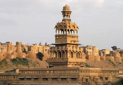 Golden Triangle With Jodhpur 7 Nights 8 Days Tour