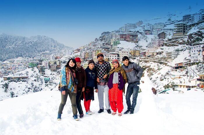 Shimla With Kullu Manali Tour