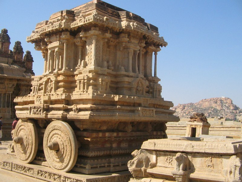 Hampi And Hospet Tour From Bangalore