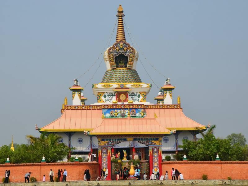 Indo – Nepal Buddhist Tour