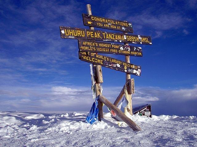 5Days Climbing Mount Kilimanjaro, Marangu Route