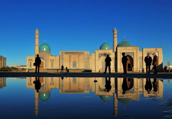 Tashkent Tour