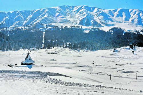 Vale Of Kashmir Tour