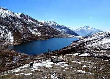 Lake And Silk Route Tour