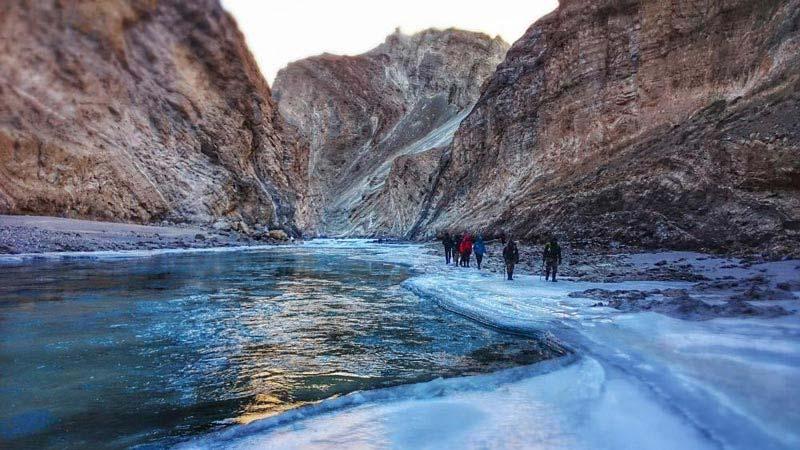 Trekking In Ladakh Tour